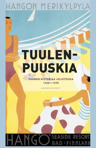 Lahden museoiden uutuuskirja käsittelee Suomen historiaa julisteiden kautta